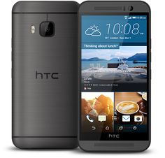 """#HTCOneM9 in Gunmetal Gray  Making the best phone of 2014 even better for 2015, the M9 was just announced yesterday!  Am liking that it will """"Sense"""" where you are and show you the appropriate profile and apps, and a front-facing selfie camera that can compete with the best phone cameras - back and front.    http://www.htc.com/one"""