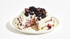 Blackberry Icebox Cake Recipe | Bon Appetit
