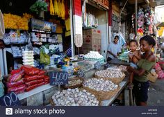 Download this stock image: Bahia Salvador Brasil Brazilian Market Shop street Brazil - ARCW09 from Alamy's library of millions of high resolution stock photos, illustrations and vectors.