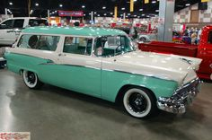 56 Ford Ranch Wagon