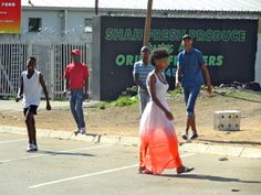Johannesburg KITA Nkululeko Südafrika Orange Farm
