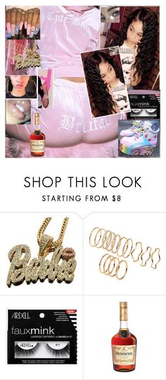 """""""•I do what tf I want•"""" by diamonddolll ❤ liked on Polyvore featuring Nicki Minaj and H&M"""