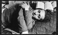 Grit Kallin-Fischer, Portrait Alfredo Bortoluzzi, Bauhaus Dessau, ca. 1927-1928, Reproduktion 1968 Bauhaus-Archiv Berlin