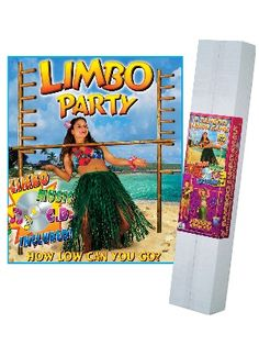 Limbo Party Hawaii/Beach - Party Superstores