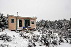 Building in remote locations, tips on solar energy and thoughts on challenges