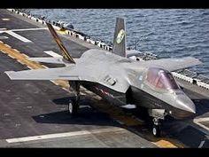 【悲し過ぎる・・・】 ヘリ空母(護衛艦)いずもでF35戦闘機は運用できないその理由は・・・徹底解説!! - YouTube