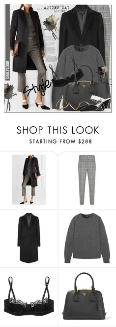 """""""Untitled #2056"""" by elena-777s ❤ liked on Polyvore featuring Joseph, Alexander Wang, A.P.C., Dolce&Gabbana, Prada, Neous, 2017, fallwinter2017 and autumn2017"""
