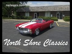 1972 Chevrolet Chevelle -PRICE DROP- SUPER CLEAN DROP TOP CHEVELLE - SEE VIDEO