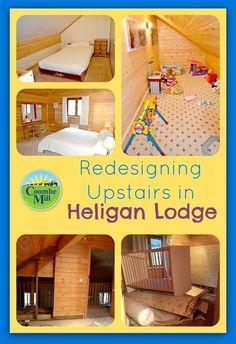 Redesigning Heligan Lodge