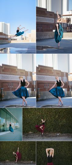 senior dance pictures