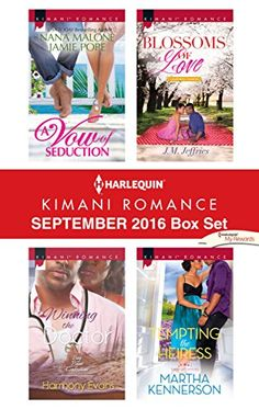 """Read """"Harlequin Kimani Romance September 2016 Box Set An Anthology"""" by Harmony Evans available from Rakuten Kobo. Looking for entertaining stories of drama, glamour and passion featuring sophisticated and sensual African American and . Biological Father, Moving To California, Once In A Lifetime, Romance Books, Love Life, Confessions, Chemistry, This Book, Relationship"""
