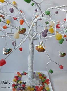 Sugarplum Tree decoration #sugarplum #tree