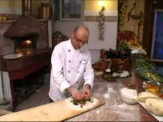 La pizza napoletana di Antonino Esposito 4/4 - YouTube