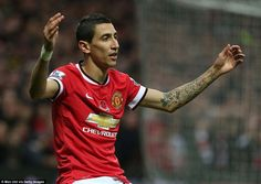 Angel Di Maria find difficult match against Crystal Palace