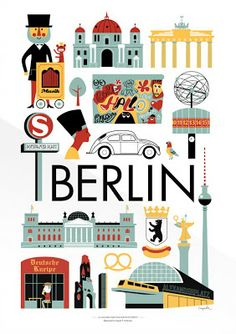 The art of Swedish illustrator Ingela Arrhenius.  http://www.madformidcentury.com