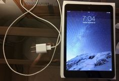 Apple iPad mini 1st Generation A1432 16GB, Wi-Fi Space Gray Tablet Adult Owned  #Apple