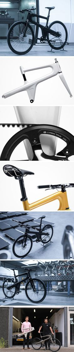 Unlike other bikes that are usually manufactured with hundreds of parts and days of manual work before being shipped across the world, this new production method simplifies things. It makes it possible for the build to occur anywhere facilities permit and cuts back on labor costs while saving on the fossil fuels burned to transport units overseas. READ NOW!