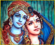 40 Most Stunning Radha Krishna Images - Vedic Sources Lord Krishna Images, Radha Krishna Images, Radha Krishna Photo, Krishna Pictures, Krishna Photos, Krishna Art, Krishna Tattoo, Shiva Photos, Krishna Statue
