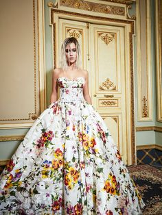YolanCris | New Couture Collection FW 2016/2017 #YolanCris #Couture #redcarpet…