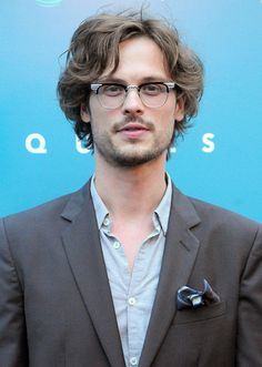 Actor Matthew Gray Gubler attends the Los Angeles Premiere of EQUALS at Arclight Hollywood on July 2016 in Hollywood, California. Spencer Reid Criminal Minds, Dr Spencer Reid, Dr Reid, Matthew Gray Gubler, Al Pacino, Pretty Boys, Cute Boys, Beautiful Men, Beautiful People
