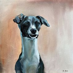 Paintings, Drawings and Inspirations School Portraits, Dog Portraits, Make Me Smile, Fashion Art, Oil On Canvas, Guys, Studio, Drawings, Instagram Posts