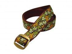 "Bison Designs women's belts | ""To Walk Easy"" 38mm wide belt"