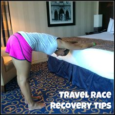 Travel Race Recovery Tips