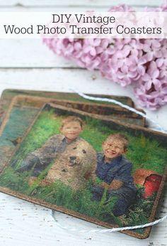 DIY Vintage Photo Co