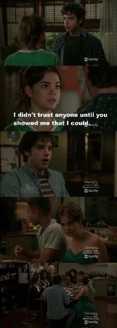 """#TheFosters 3x04  """"More Than Words"""""""