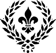 Take Your Picture: Vintage fleur de lis clip art - ClipArt Best - ClipArt Best