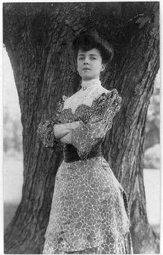 Alice Roosevelt Longworth 1884-1980.