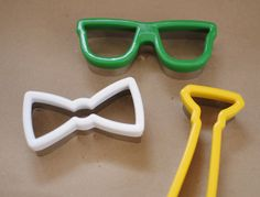 fashion cookie cutters!