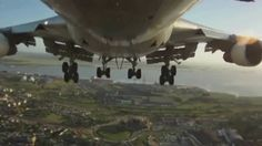 BOEING 747-200F GEAR CAMERA '' BELLY OF THE BEAST '' ( AROUND THE WORLD)
