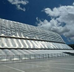 Rivestimento di facciata ETFE Texlon® ITAIPAVA ARENA PERNAMBUCO, BRASIL Vector Foiltec