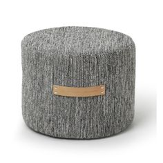 Design House Stockholm Bjork Stool Low Charcoal – Neutral Instinct