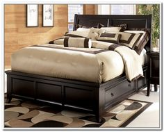 King Bed Storage Platform - http://colormob5k.com/king-bed-storage-platform-11155/