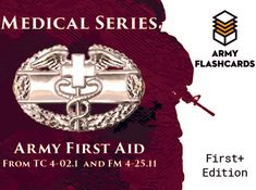 New flashcard deck incoming! Military Terms, Medical Series, Ranger School, First Aid Course, Study Cards, Online Quizzes, Combat Medic, Us Veterans, Rotc