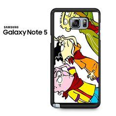 Ed Edd N Eddy Samsung Galaxy Note 5 Case
