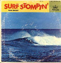 from surf music album Surf Music, Beach Music, Vinyl Cover, Cover Art, Badass Words, Vintage Surf, Retro Surf, Vintage Records, Album Design