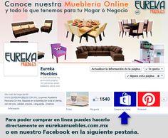 Visita nuestra Tienda en Facebook Facebook, Store