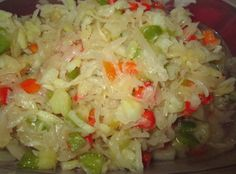 Yum... Id Pinch That! | Very Yummy Kraut Salad