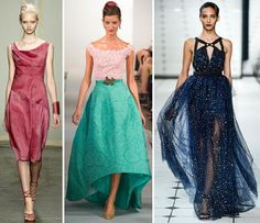 New York Fashion Week Spring Summer 2013 was all about colour, prints, modern cuts and 60s inspired glamour.
