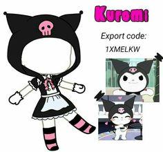 Anime Drawings Sketches, Kawaii Drawings, Cute Drawings, Cute Anime Character, Character Outfits, Anime City, Club Hairstyles, Animes Yandere, Anime Wolf Girl