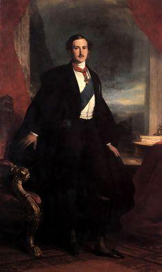 His Royal Highness, Prince Albert, the Prince Consort