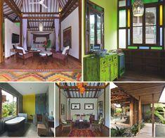 Rumah berdesain Joglo minimalis