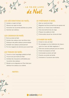Notre to-do liste de Noël | Zalando Privé FR Magazine Magazine, Bullet Journal, Lounge, Winter, Fashion, Drink Wine Day, Gifts, Drawing Drawing, Airport Lounge