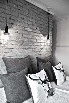 Bekijk 'Industriële slaapkamer' op Woontrendz ♥ Dagelijks woontrends ontdekken en wooninspiratie opdoen!