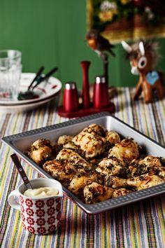 Garlic Chicken. www.dietdoctor.com