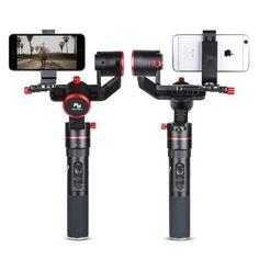 FeiyuTech Feiyu 3 Axis Handled Gimbal Stabilizer for Sony GoPro Hero Gimbal for Mirrorless DSLR 16 Dslr Or Mirrorless, Gopro Hero 5, Telescope, Stability, Sony, Handle, Door Knob