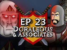 Doraleous and Associates Ep-23 Battle in Dongo